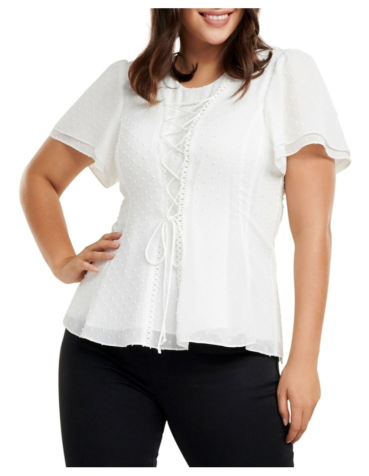 Willow Dobby Curve Blouse image 1