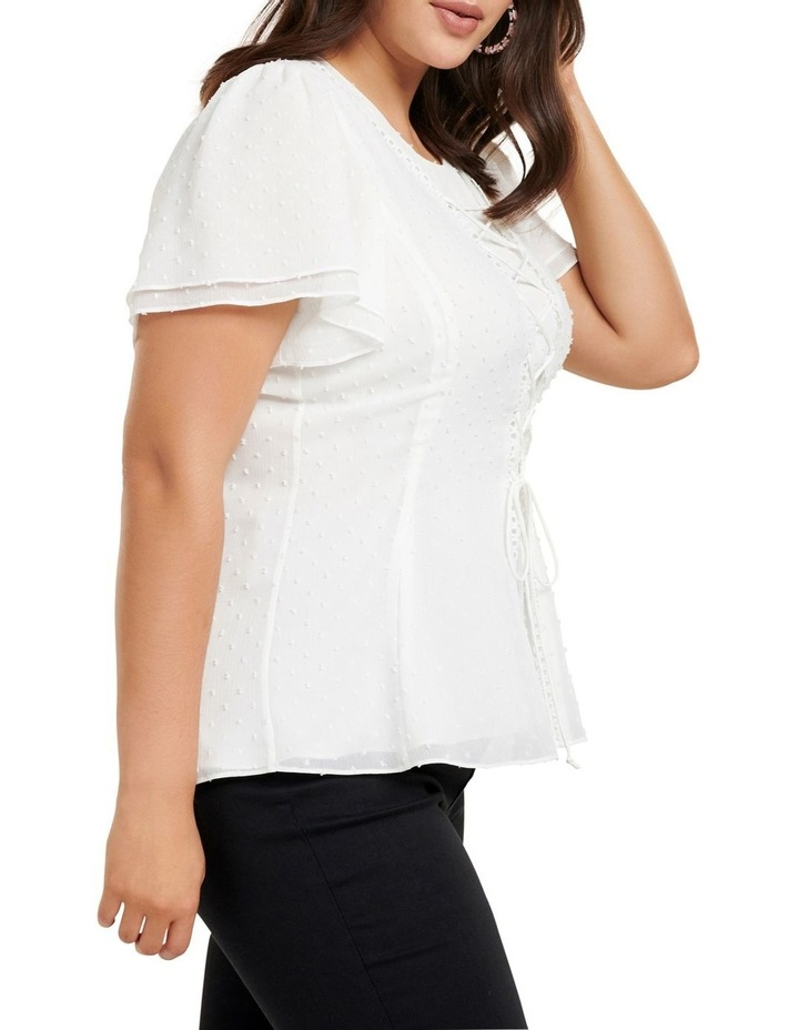 Willow Dobby Curve Blouse image 3