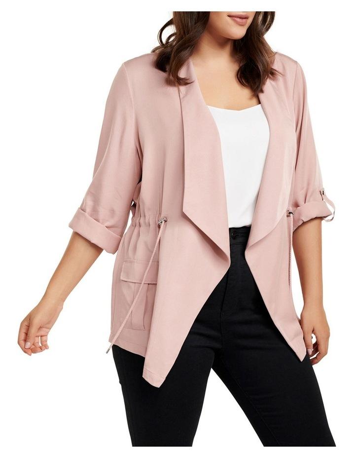 Eliza Curve Mid Length Jacket image 2