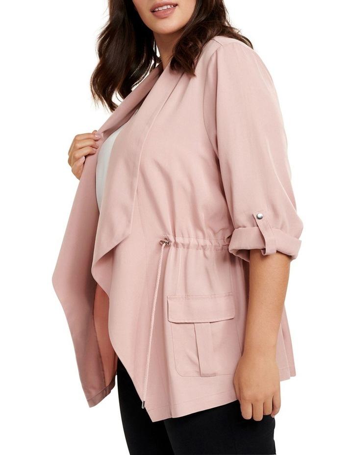 Eliza Curve Mid Length Jacket image 3