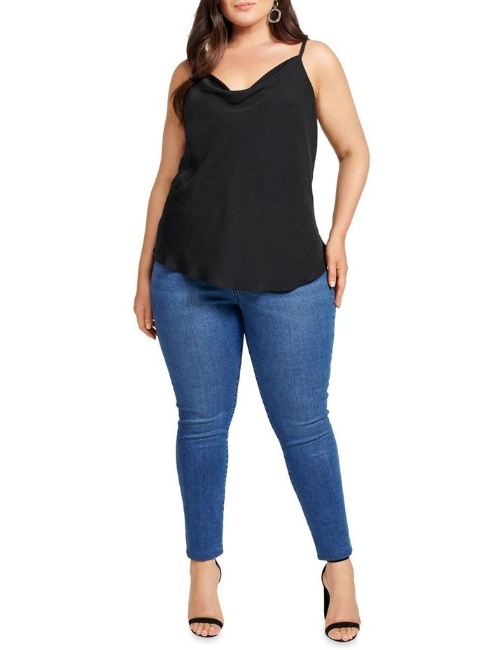 Mariah Cowl Neck Curve Camisole image 4