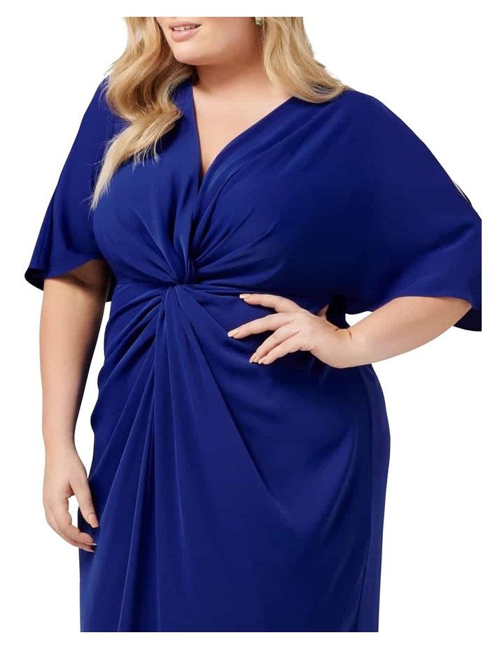 Nora Twist Cold Shoulder Curve Dress image 2