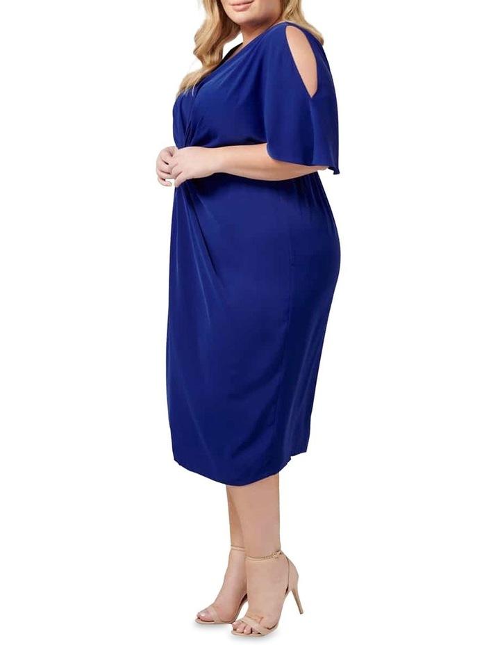 Nora Twist Cold Shoulder Curve Dress image 3