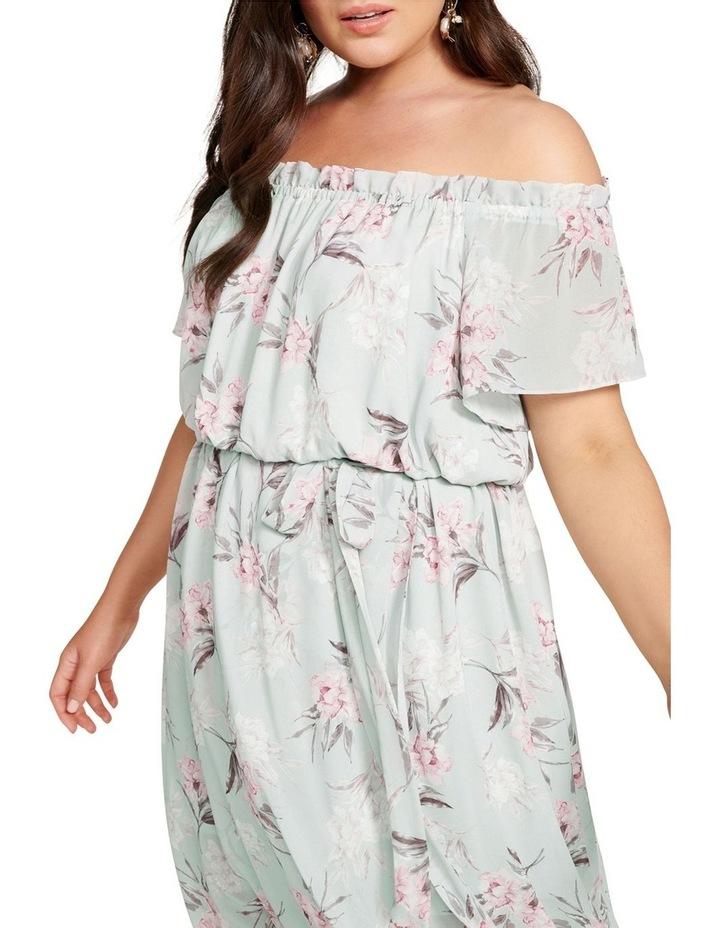 Aria Bardot Maxi Curve Dress image 2