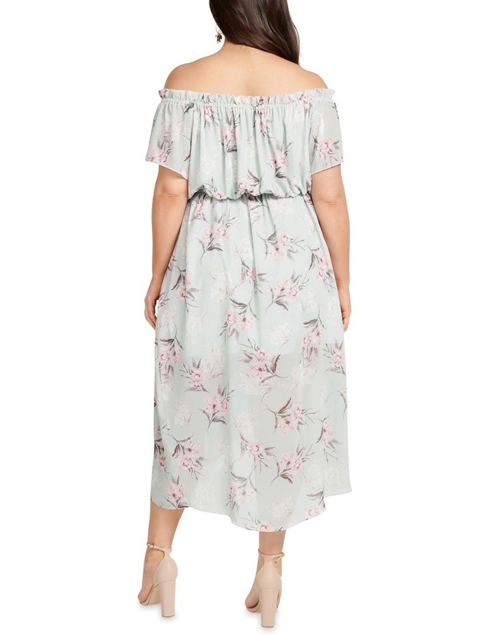 Aria Bardot Maxi Curve Dress image 4