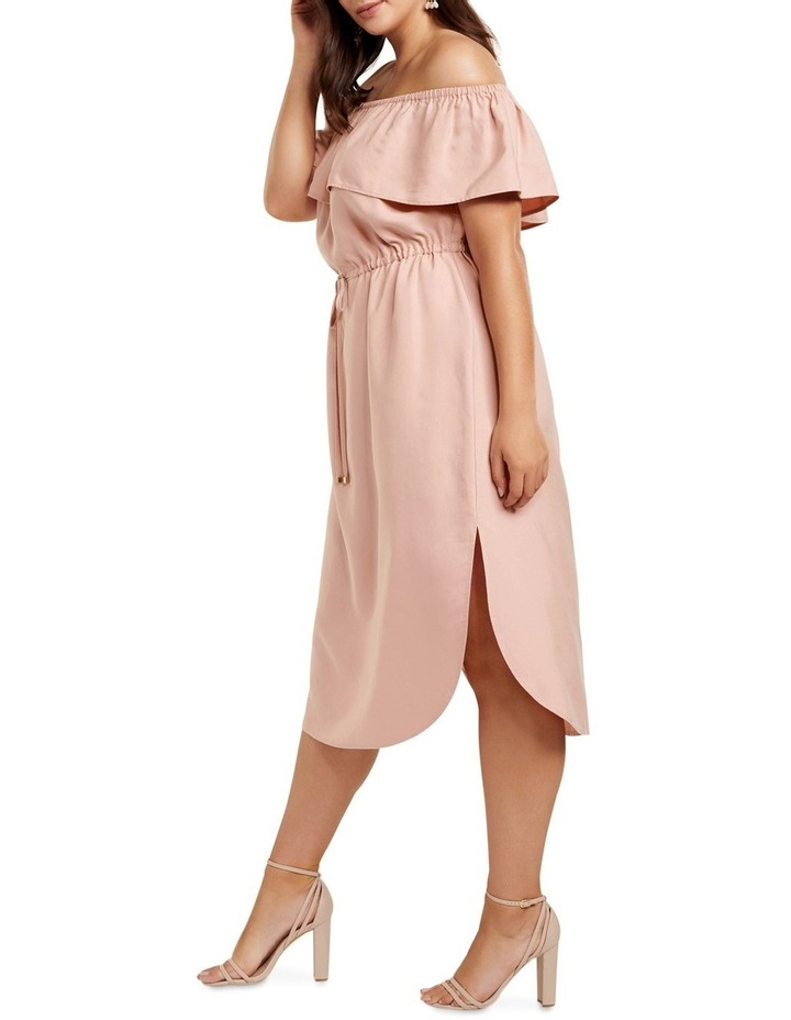 Ruby Bardot Curve Maxi Dress image 3