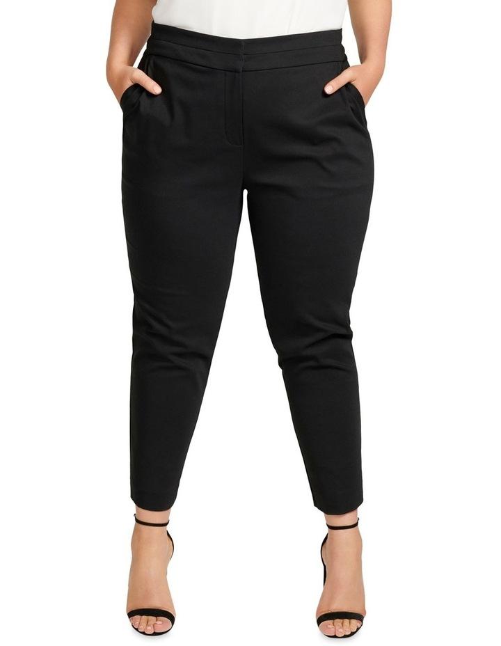 Audrey High Waist Curve Pants image 1