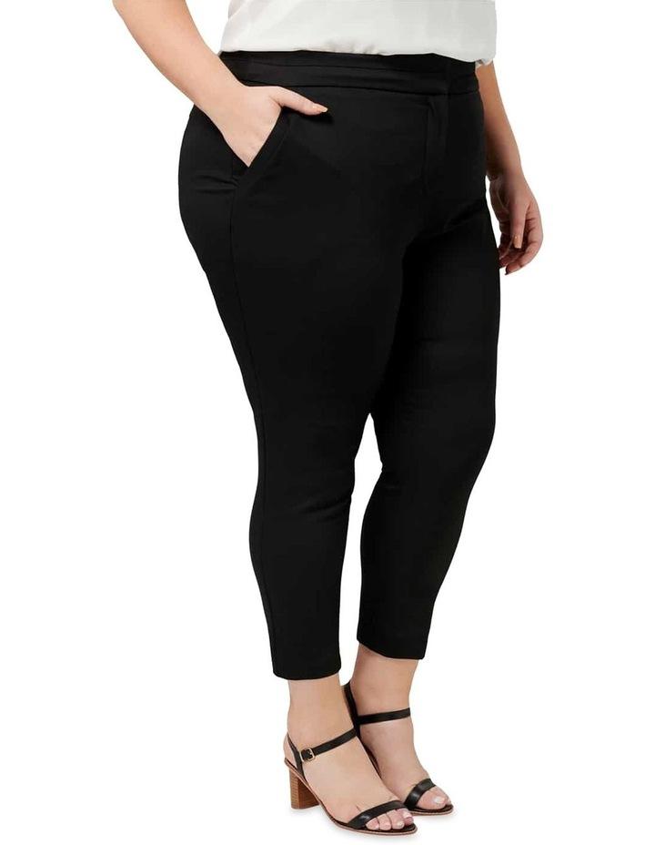 Audrey High Waist Curve Pants image 2