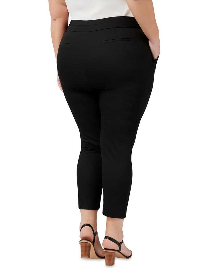 Audrey High Waist Curve Pants image 3