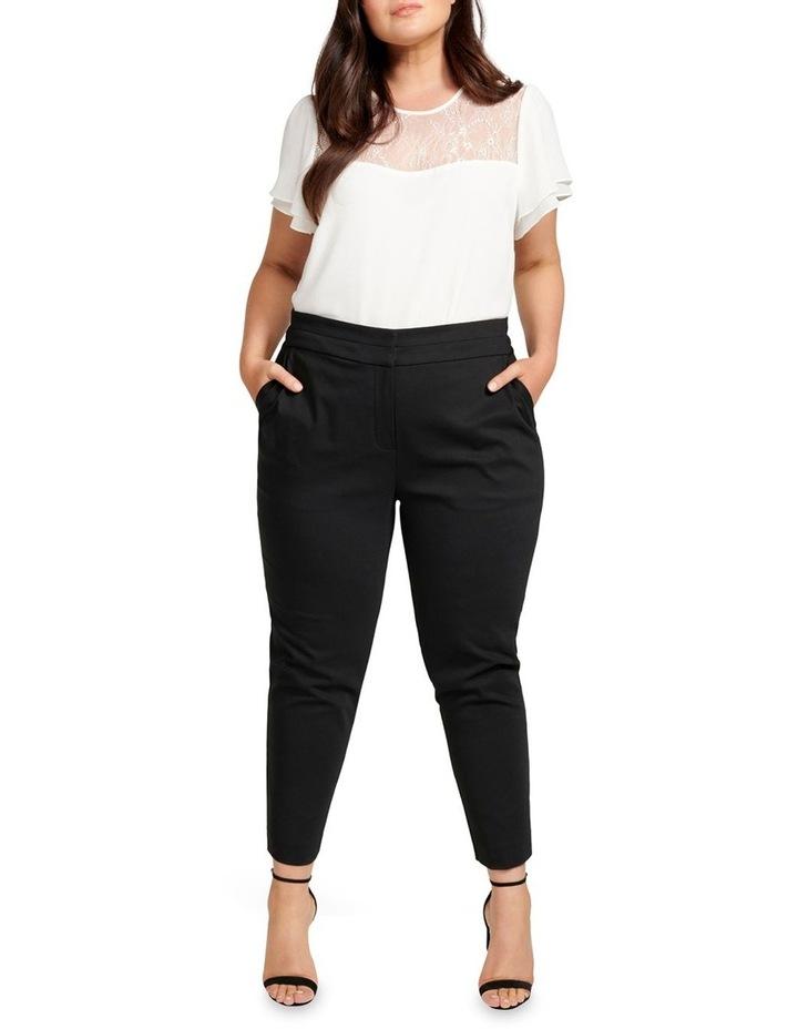 Audrey High Waist Curve Pants image 4
