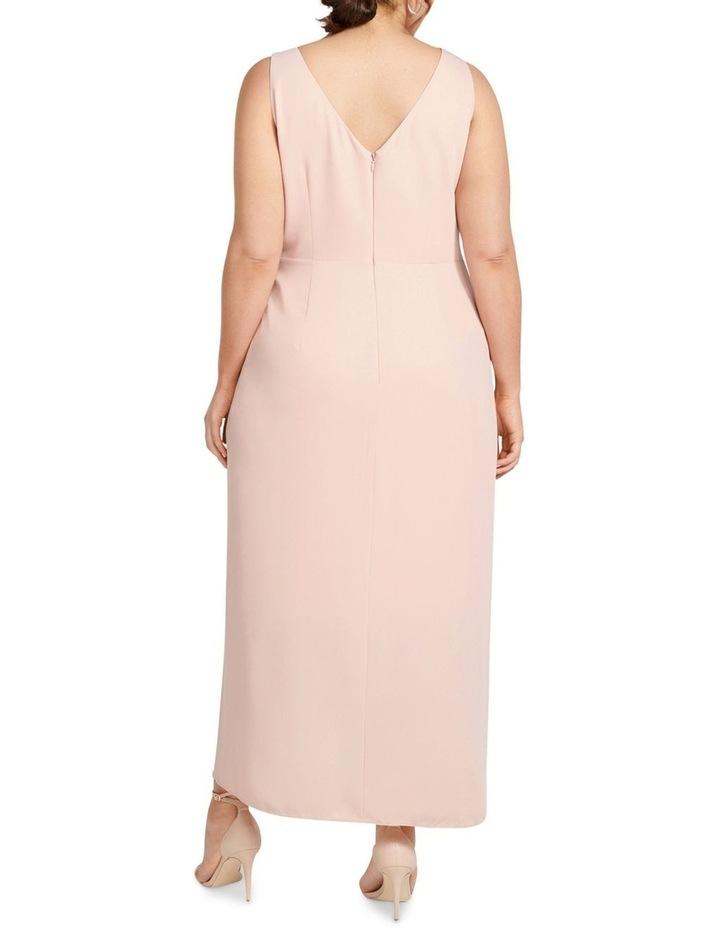 Vienna Formal Wrap Curve Dress image 4