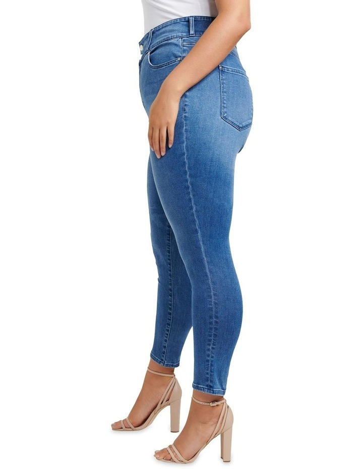 Monica Curve High Rise Ankle Grazer image 2