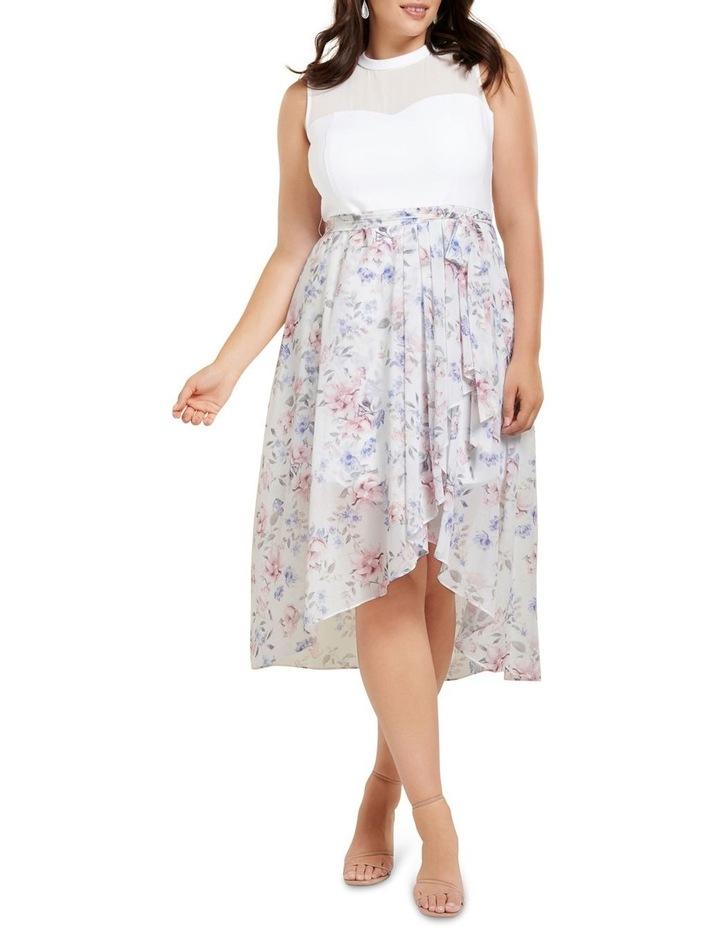 Kaya Spliced 2-In-1 Curve Dress image 1