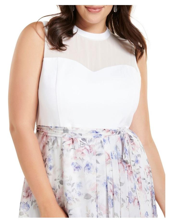 Kaya Spliced 2-In-1 Curve Dress image 2