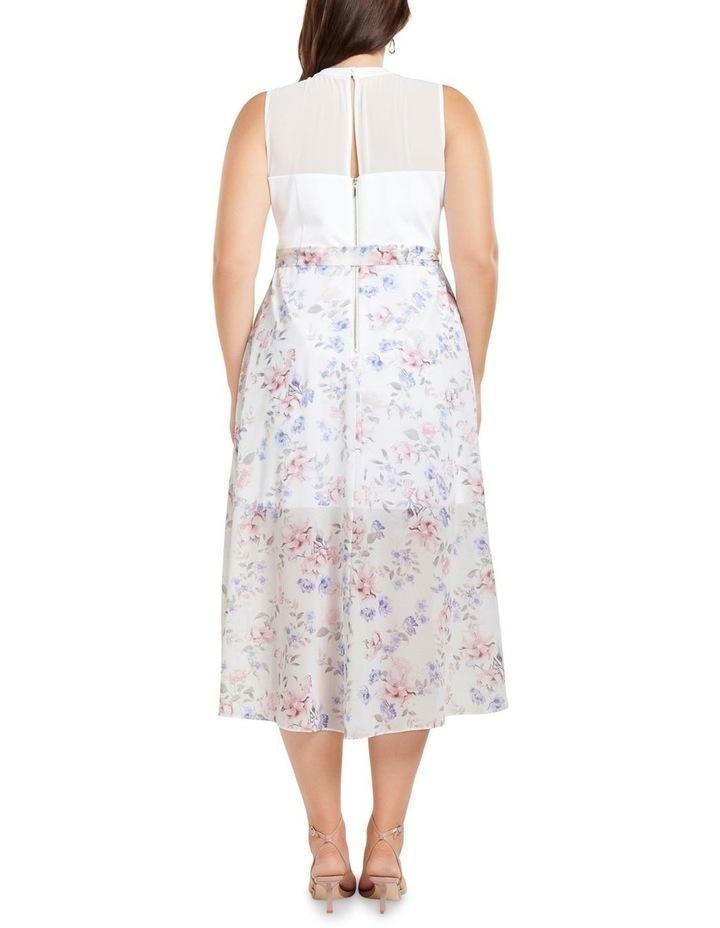 Kaya Spliced 2-In-1 Curve Dress image 4
