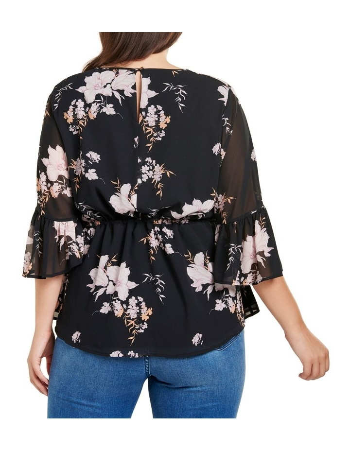 Molly Frill Sleeve Curve Blouse image 3