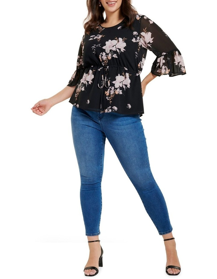 Molly Frill Sleeve Curve Blouse image 4