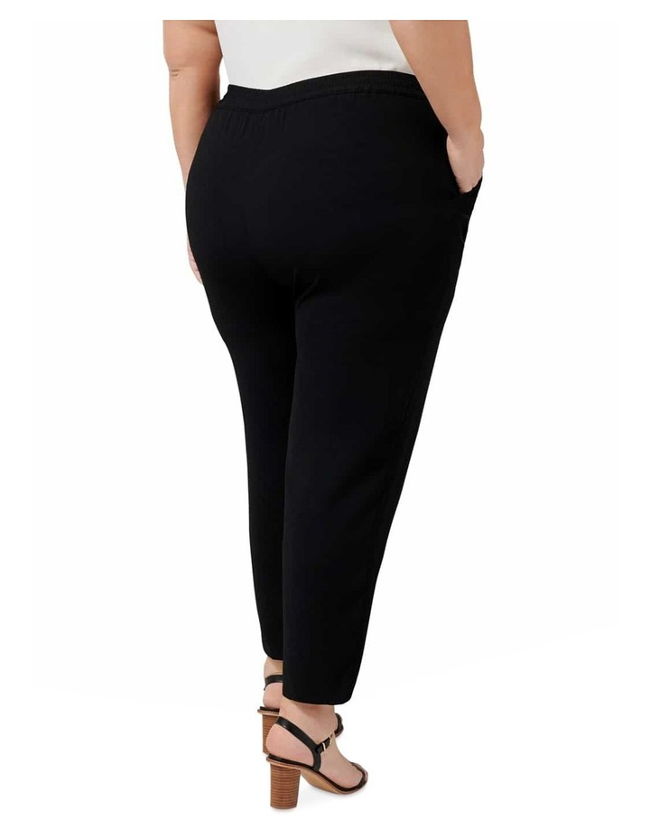 Nellie Curve Tapered Pants image 2