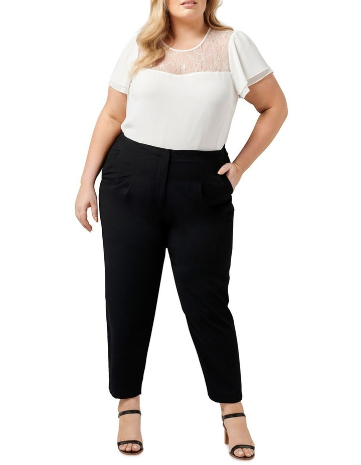 Nellie Curve Tapered Pants image 3