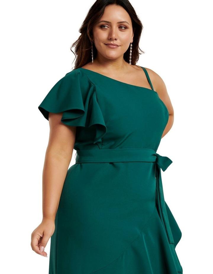 Olivia Asym One-Shoulder Curve Dress image 4