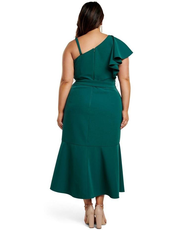 Olivia Asym One-Shoulder Curve Dress image 5