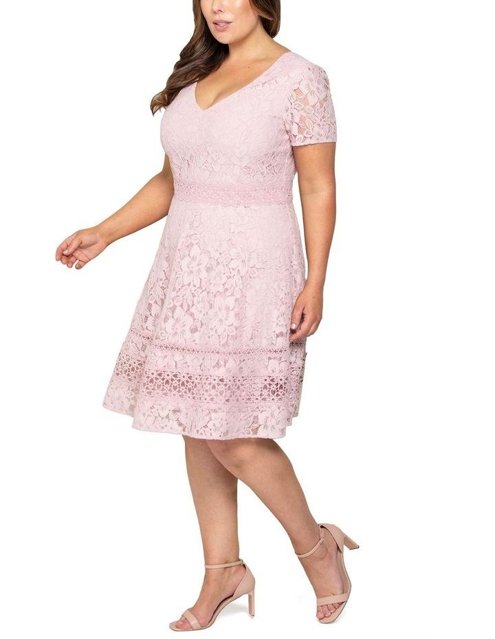 Selena Curve Lace Prom Dress image 2