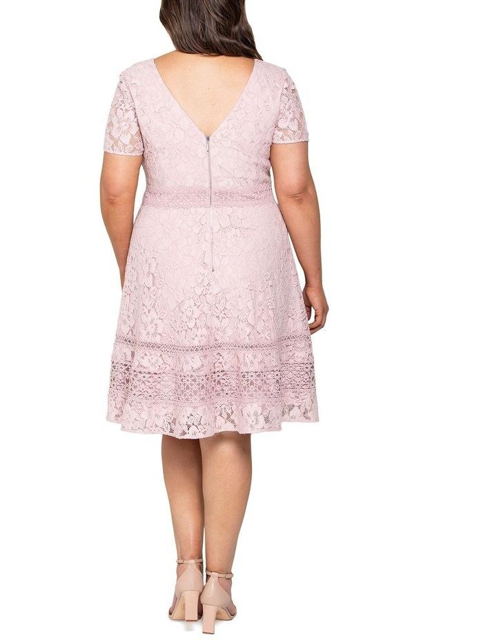 Selena Curve Lace Prom Dress image 3