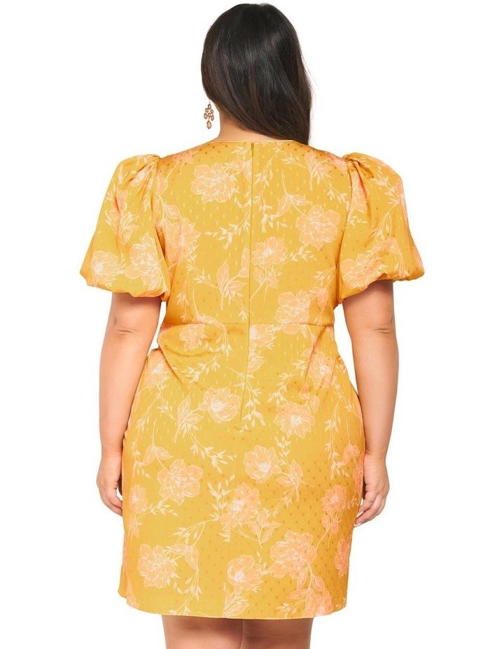 Esme Puff Sleeve Curve Dress image 4