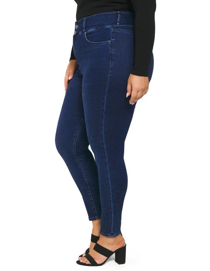 Monica Curve Full-Length Jeans image 2