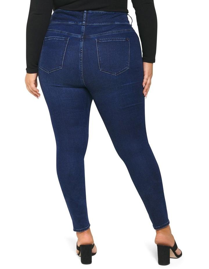 Monica Curve Full-Length Jeans image 3