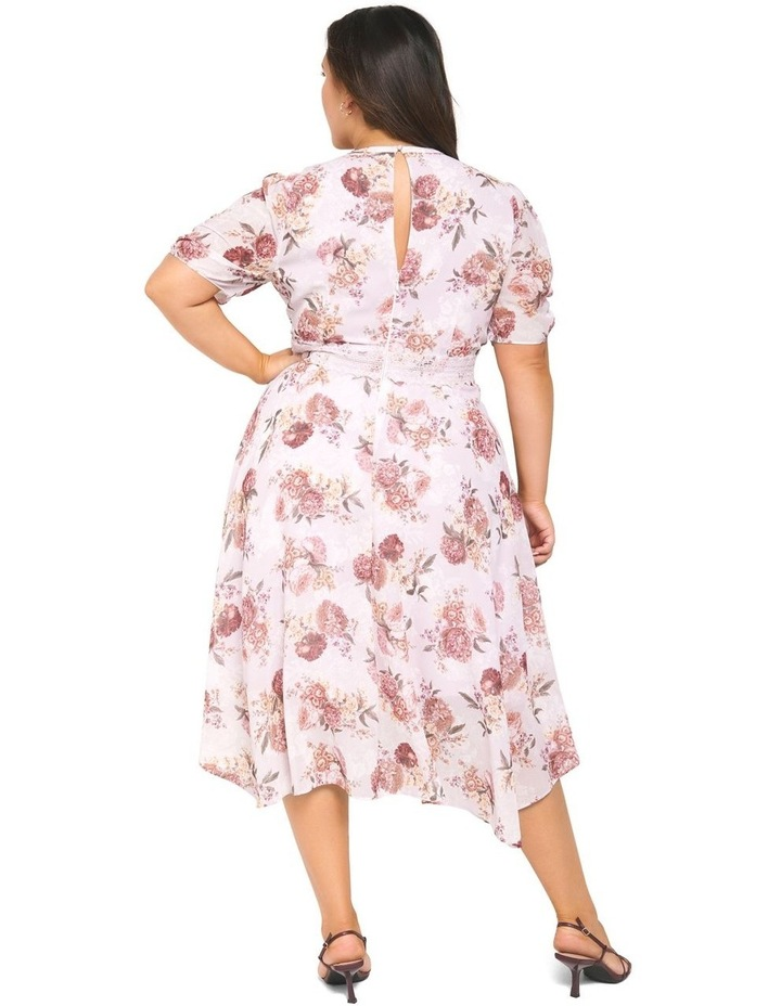 Penny Puff Sleeve Curve Dress image 4