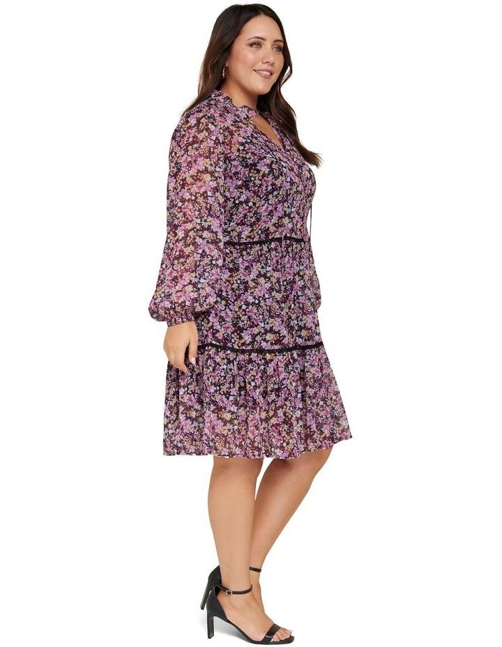 Teigan Tiered Curve Shift Dress image 3