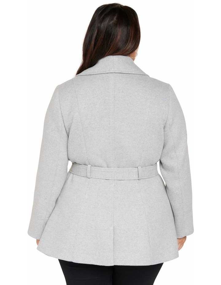 Tamika Curve Wrap Coat image 4