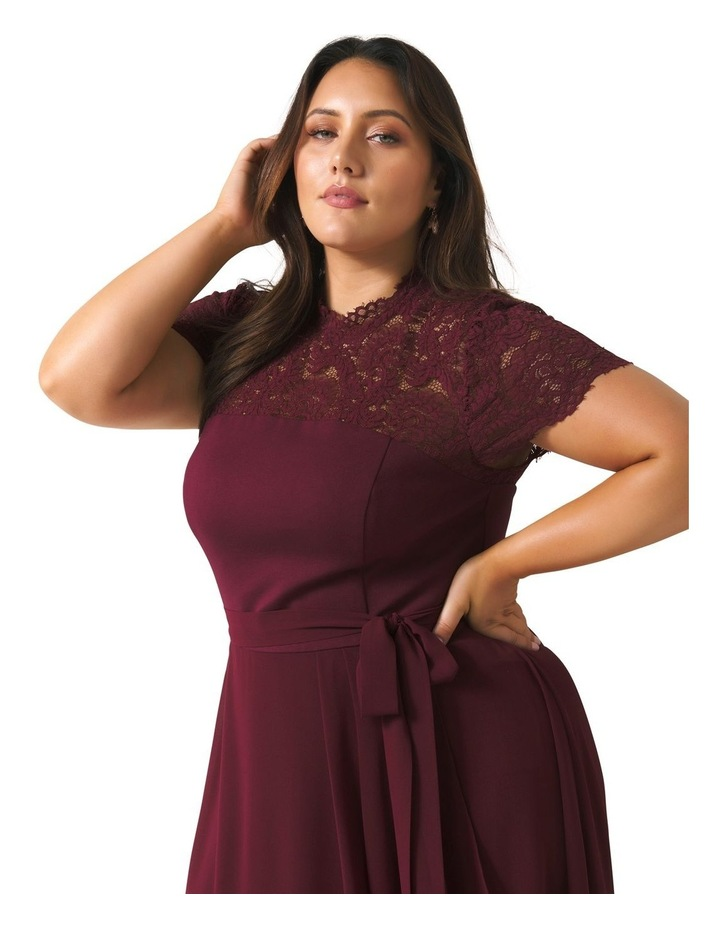 Lilly Lace Bodice 2-In-1 Dress image 2