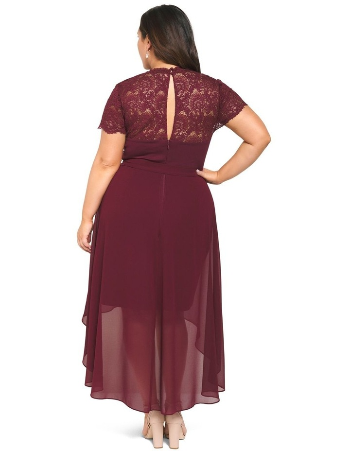 Lilly Lace Bodice 2-In-1 Dress image 4