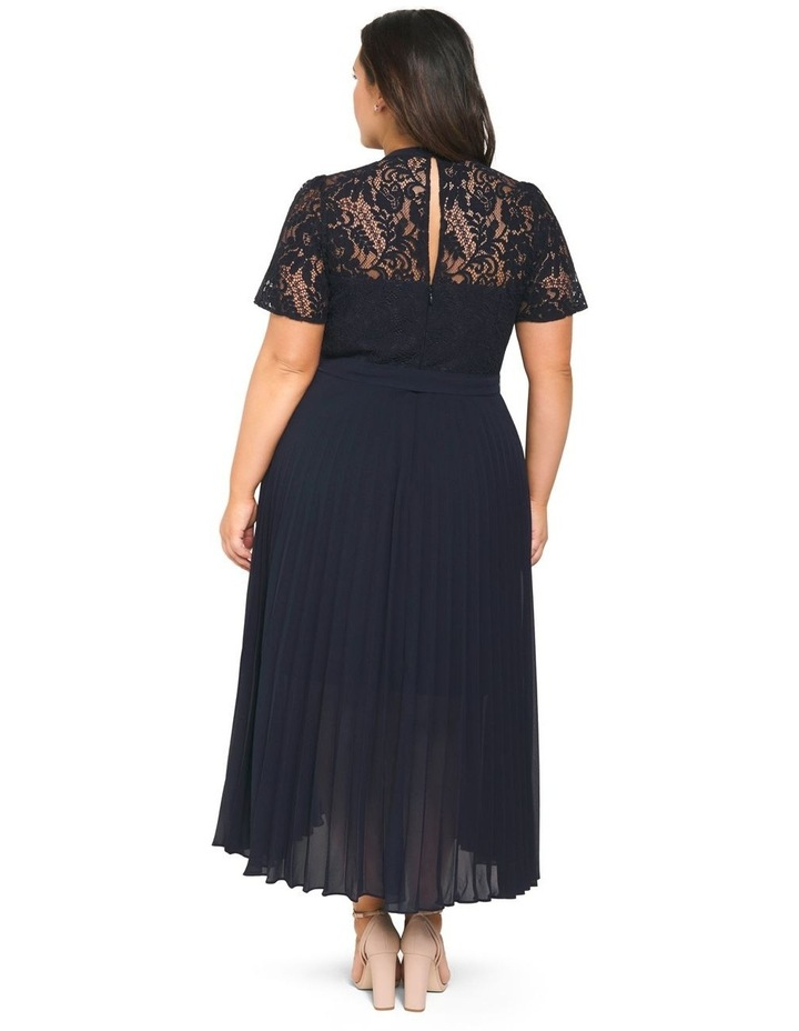 Saskia 2-In-1 Pleated Curve Dress image 4