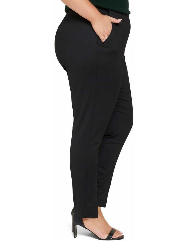 Claire Split Hem Curve Pants image 2