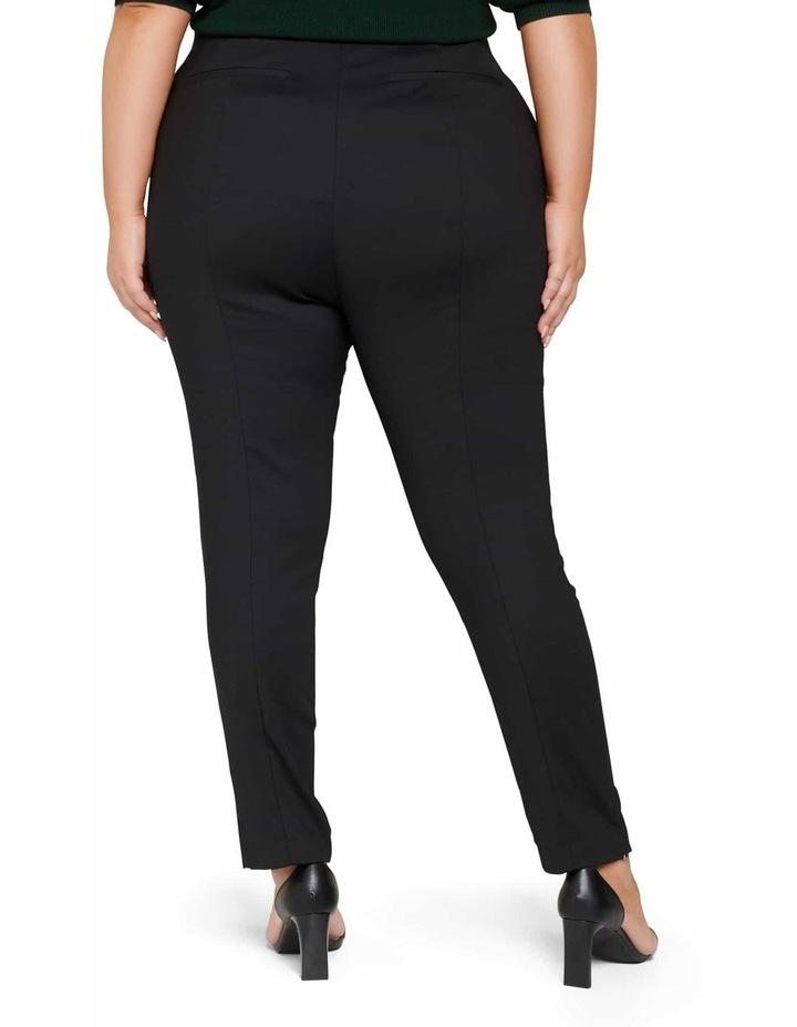 Claire Split Hem Curve Pants image 3