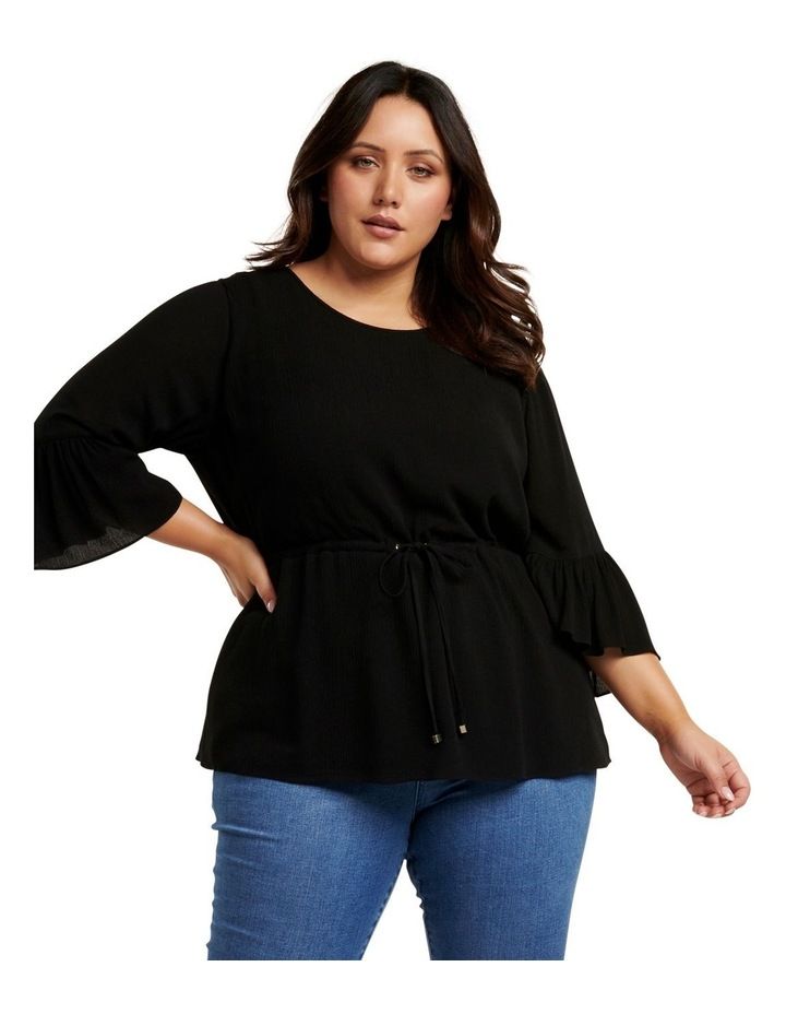 Tammy Frill Sleeve Curve Blouse image 1