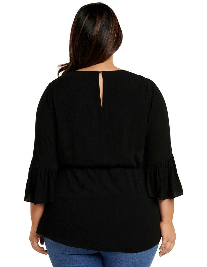 Tammy Frill Sleeve Curve Blouse image 3