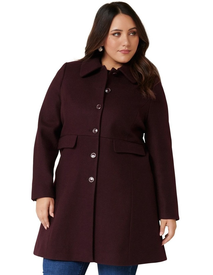 Emily Curve Dolly Coat image 2