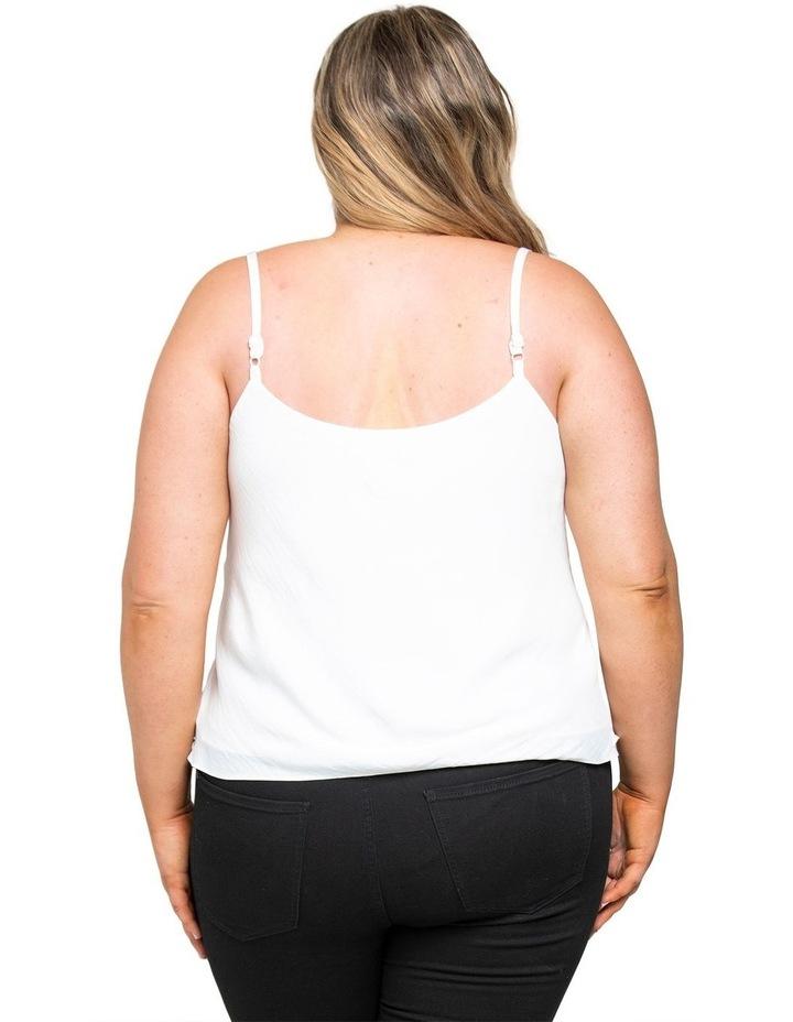 Mariah Curve Cowl Neck Camisole image 3