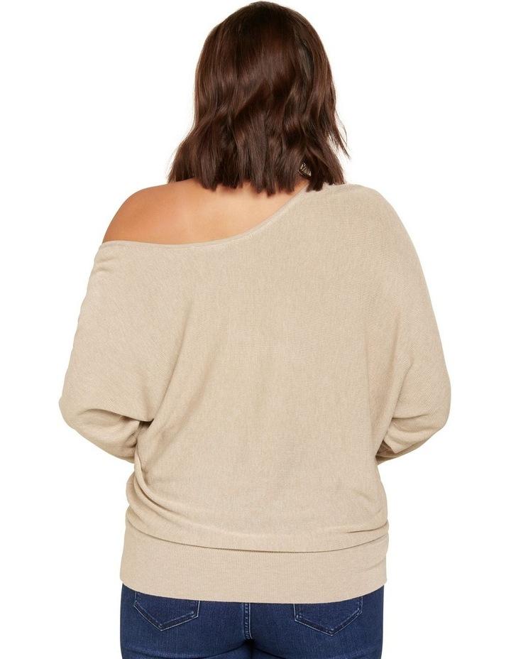 Sadie Curve Tip Shoulder Jumper image 3