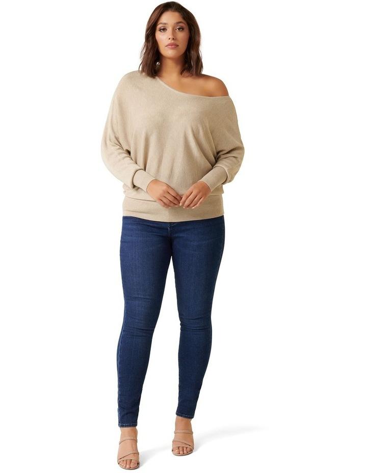 Sadie Curve Tip Shoulder Jumper image 4