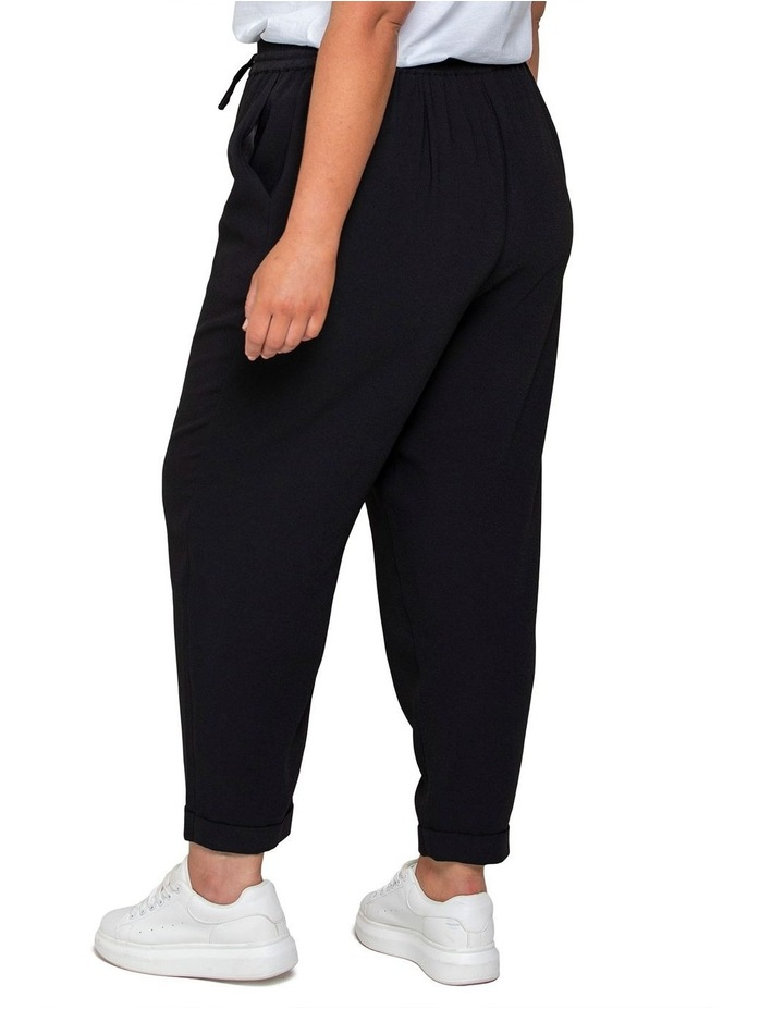 Blair Curve Elasticated Jogger image 3