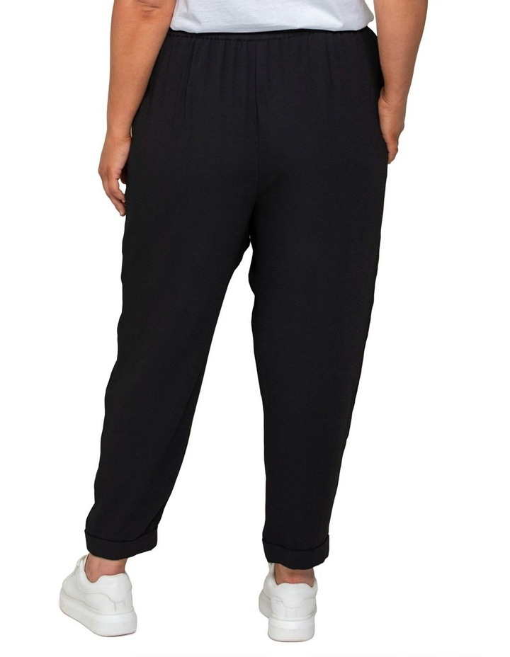 Blair Curve Elasticated Jogger image 4
