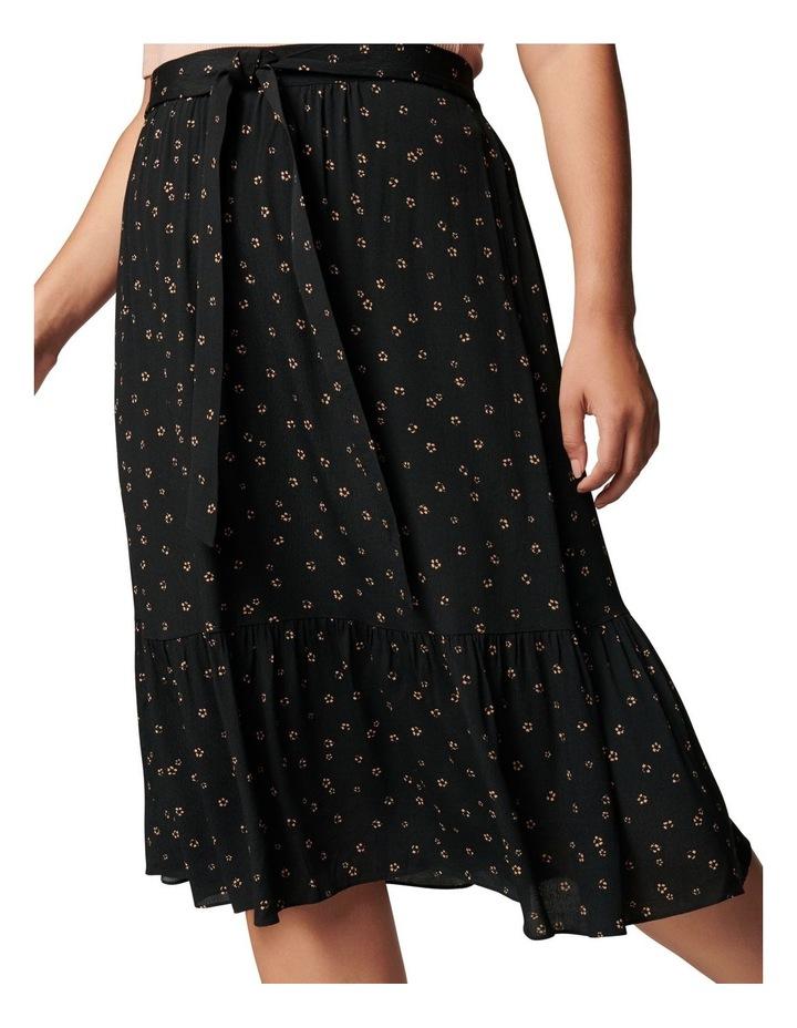 Tatiana Curve Midi Skirt image 2