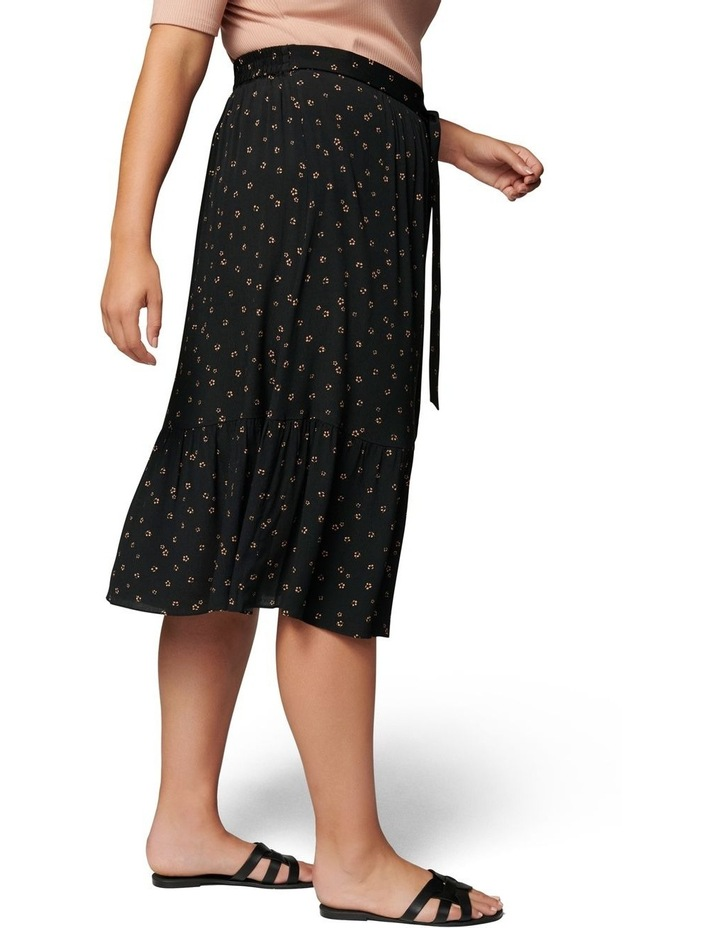 Tatiana Curve Midi Skirt image 3