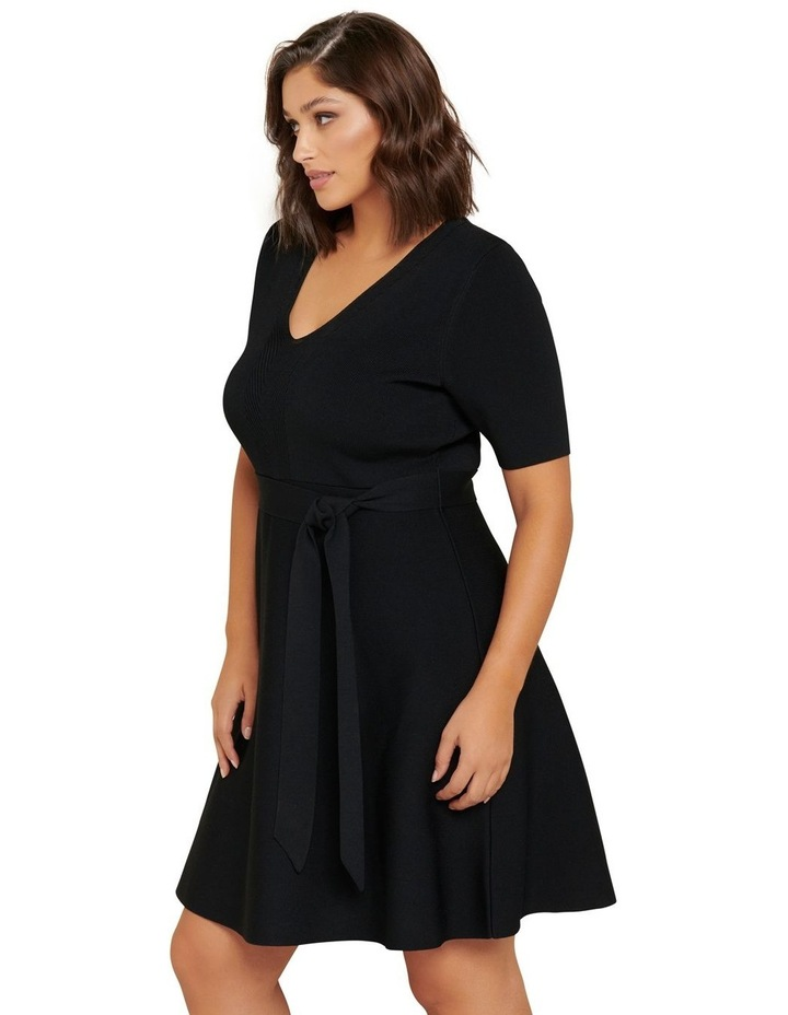 Stephanie Curve Knit Dress image 2