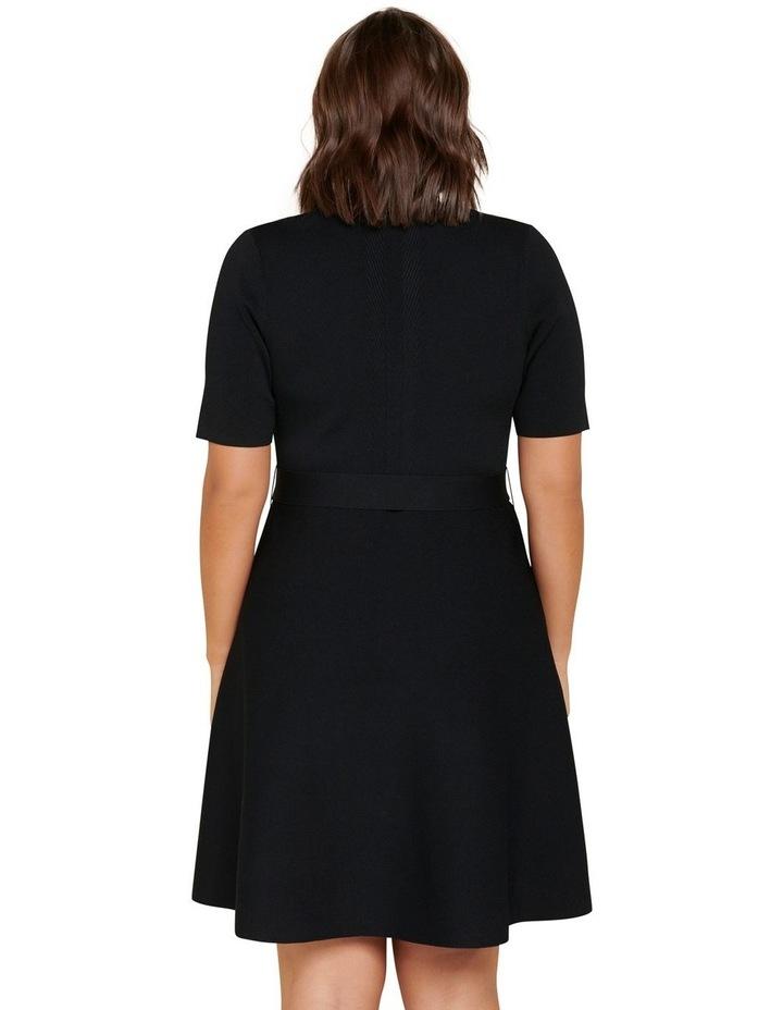 Stephanie Curve Knit Dress image 3